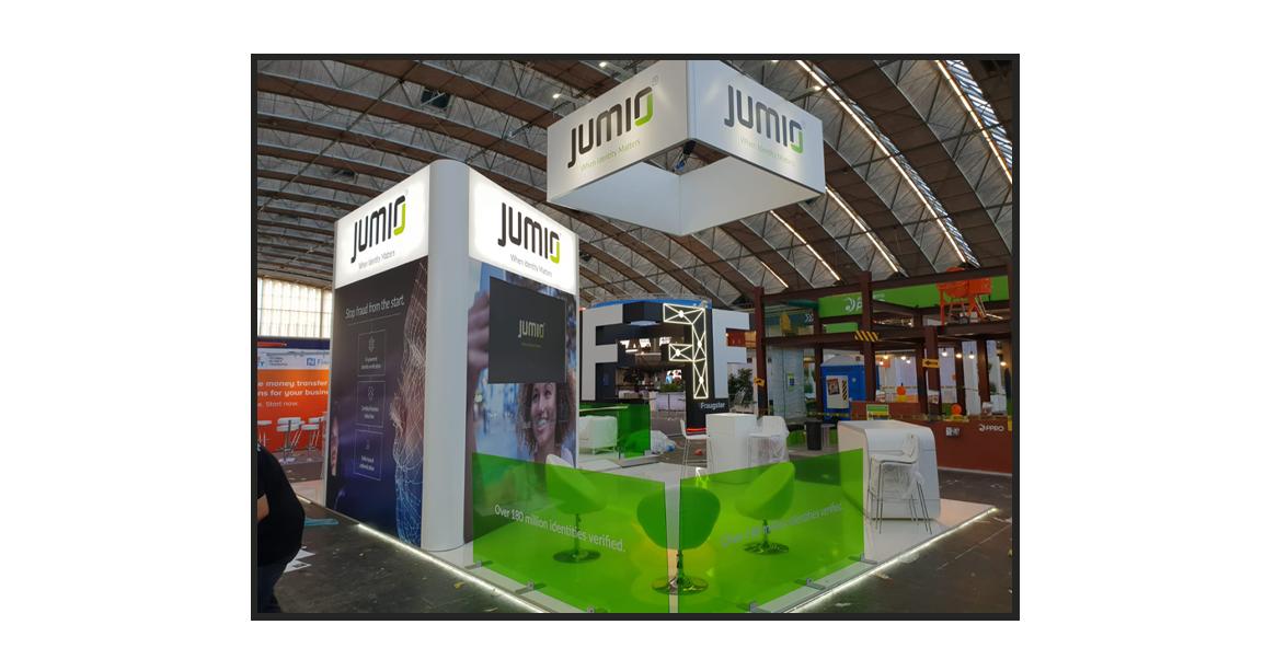 Jumio Stand
